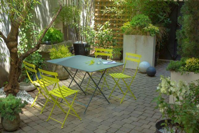 Pour quel mobilier de jardin opter sur une petite terrasse ?